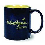 11 Oz Contempo Ceramic Mug