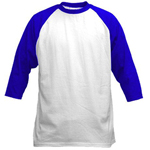 Sport Cotton Baseball Jersey