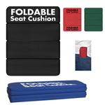 Foldable Poly Stadium Cushion