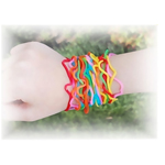 Squiggles Silly Band Bracelet