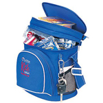 Double Compartment Cooler Bag