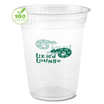 16 Oz Eco Friendly Clear Cup