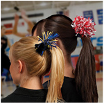 Hair And Wrist Poms