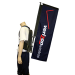 Backpac Flag