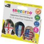 Sport Face Painting Kit