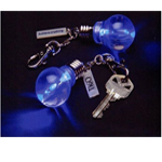 Light Bulb Key Chain