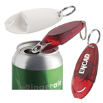 Bottle Opener With Split Ring Key R
