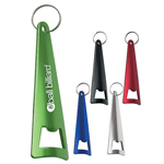 Tepee Bottle Opener Key Ring