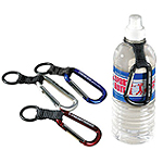 Aluminum Bottle Holder Carabiner