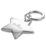 Star Shaped Metal Key Holder
