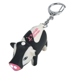 Cow Key Chain With Sound