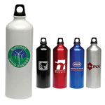 32 Oz Bpa Aluminum Big Water Bottle