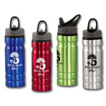 24 Oz Bpa Free Aluminum Bottle