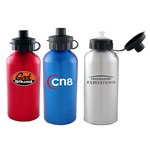 16 Oz Mini Aluminum Water Bottle