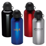 21 Oz Aluminum Sports Bottle