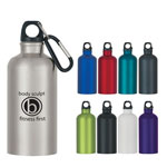 17 Oz Stainless Steel Bike Bottle