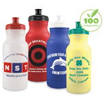 20 Oz Bike Sport Bottle