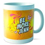 11 Oz Ceramic Mug With C Handle