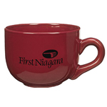 16 Oz Ceramic Mug With Handle