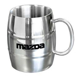 14 Oz Steel Beer Mug