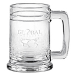 14 Oz Glass Beer Mug