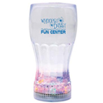 8 Oz Light Up Plastic Cup