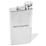 Captive Top Stainless Steel Flask