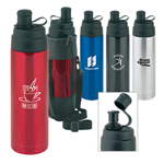 16 Oz Stainless Steel Vacuum Bottle