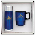Steel City Travel Mug Set