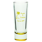 2 Oz Shot Sheer Rim Glass