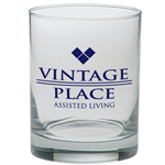 14 Oz Double Old Glasses