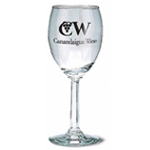 8 Oz Stemware Wine Glass