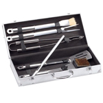 BBQ-Set in Aluminium Case