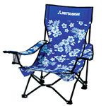 Luau Folding Beach Chair