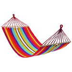 Single Cotton Canvas Hammock