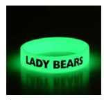 Luminous Glow Silicone Wristband
