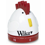 Cute Rooster Shaped Timer