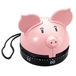 60 Minute Pig Kitchen Timer