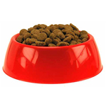 7.5 Inch Dog Food Bowl
