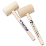 Natural Hardwood Crab Mallets