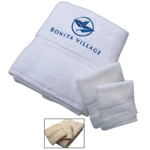 Cotton Terry Towel Set