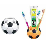 Football Toothbrush Holder