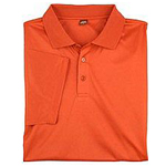 4 Oz Mens Polyester Polo