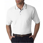 Single Pique Short Sleeve Golf Shir