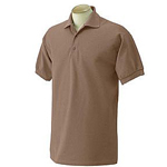 Cotton Pique Polo Sport Shirt