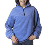 Anti Pill Polyester Fleece Pullover
