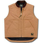 Cotton Duck Workmans Vest