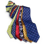 Wet Silk Necktie