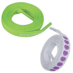Shoe Lace With Plastic Tips