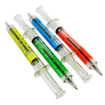 Syringe Design Novelty Pen